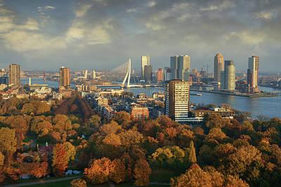 Rotterdam Photograph - Rotterdam by Martin Podt