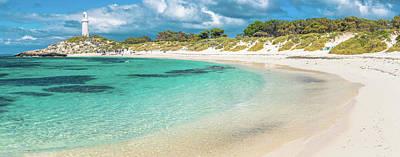 Photograph - Rottnest Island Beach by Martin Capek