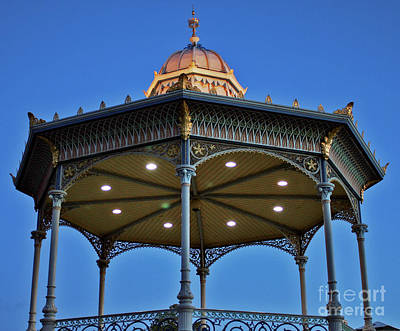 Photograph - Rotunda On Elder Park by Stephen Mitchell
