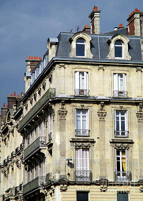 Photograph - Rouen Corner 3 by Randall Weidner