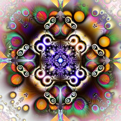Digital Art - Rough Idea by Jim Pavelle