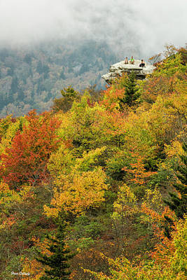Photograph - Rough Ridge by Fran Gallogly
