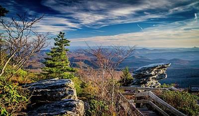Photograph - Rough Ridge View by Dutch Ducharme