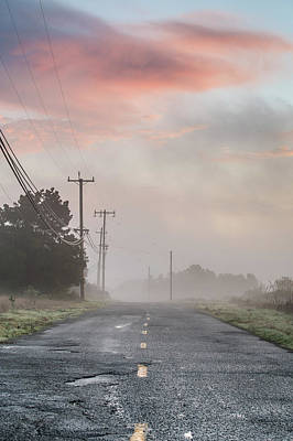 Photograph - Rough Road Into The Dawn by Greg Nyquist