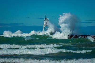 Photograph - Rough Seas  by Gary McCormick