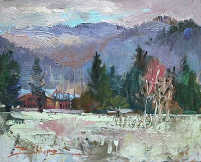 Photograph - Rough Winter  by Betty Jean Billups