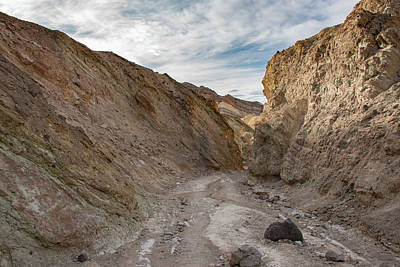 Photograph - Rought Trails Ahead by Michael Bessler