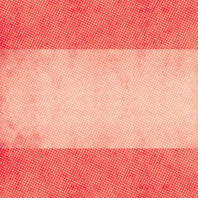 Digital Art - Round Red Texture by Anton Kalinichev