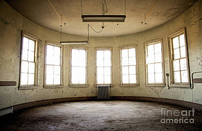 Photograph - Round Room by Randall Cogle