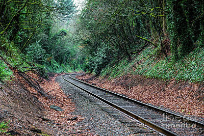 Photograph - Round The Bend by Jon Burch Photography