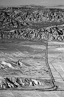 Aerial Tramway Photograph - Round The Corner by Christian Hallweger