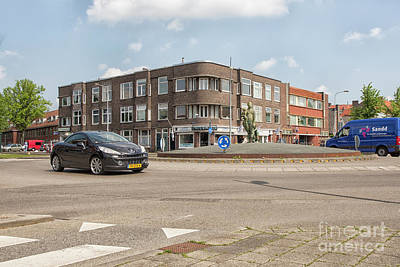 Photograph - Roundabout In The Netherlands by Patricia Hofmeester