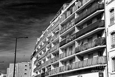 Photograph - Rounded In Marseille by John Rizzuto