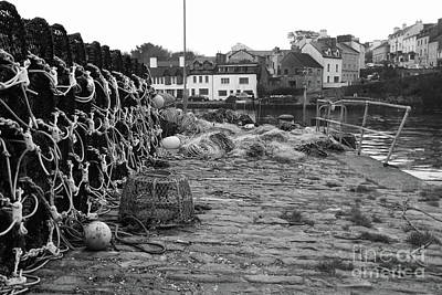 Photograph - Roundstone 1 by Peter Skelton