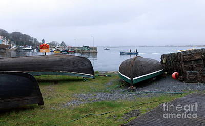 Photograph - Roundstone 2 by Peter Skelton