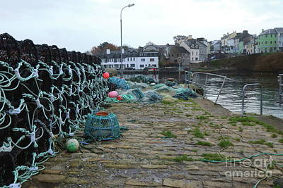 Photograph - Roundstone 4 by Peter Skelton