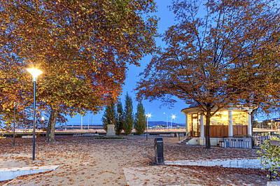Photograph - Rousseau Island, Geneva, Switzerland by Elenarts - Elena Duvernay photo