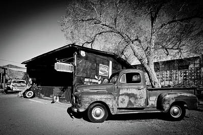 Photograph - Route 66-58 by Avril Christophe