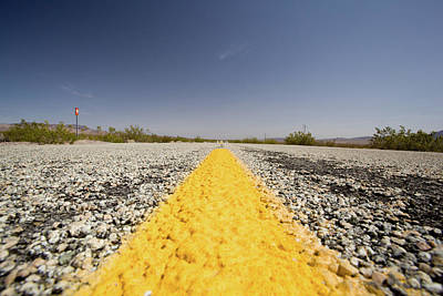 Photograph - Route 66-74 by Avril Christophe
