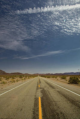 Photograph - Route 66-76 by Avril Christophe