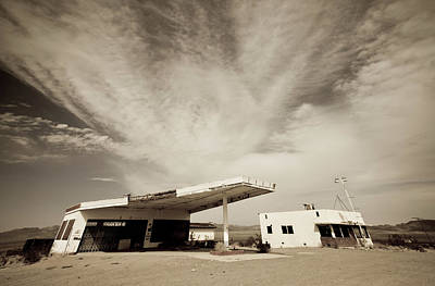 Photograph - Route 66-83 by Avril Christophe