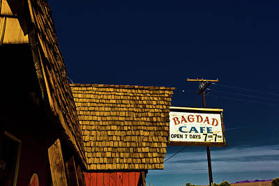 Photograph - Route 66-88 by Avril Christophe
