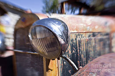 Photograph - Route 66 - Arizona by Avril Christophe