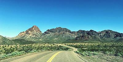 Photograph - Route 66 by Brad Hodges