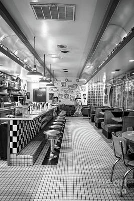 Photograph - Route 66 Diner  by Imagery by Charly