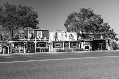 Photograph - Route 66 Stand by John McGraw
