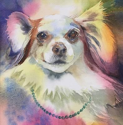 Painting - Roux by Tara Moorman