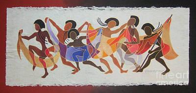 Painting - Rovati IIi by Maria Rova