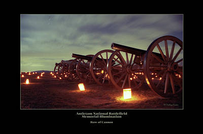Photograph - Row Of Cannon 98 by Judi Quelland