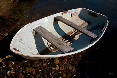 Photograph - Rowboat by David Gordon