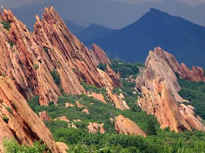 Roxborough State Park Art Print