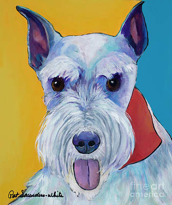 Painting - Roxy by Pat Saunders-White