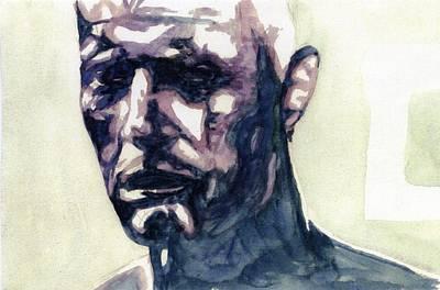 Roy # 5 Art Print
