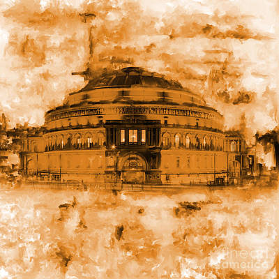 Royal Albert Hall 01 Original by Gull G