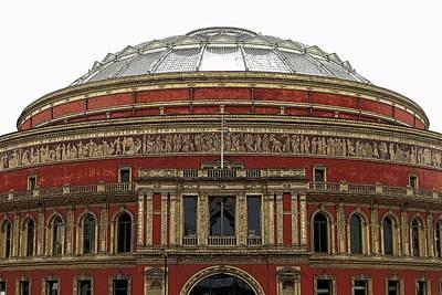 Royal Albert Hall Original by Comicks