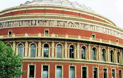 Photograph - Royal Albert Hall by John S