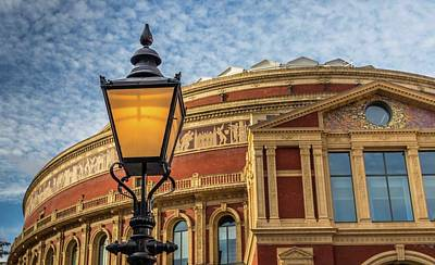 Photograph - Royal Albert Hall, London by Alexandre Rotenberg