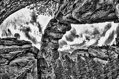 Photograph - Royal Arch One by Kevin Munro