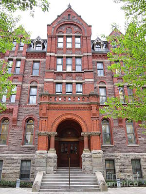 Photograph - Royal Conservatory Of Music by Randall Weidner