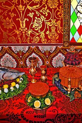 Royal Feast. Original by Andy Za