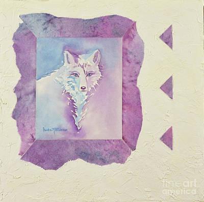 Painting - Royal Fox by Sandra Neumann Wilderman