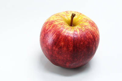 Photograph - Royal Gala Apple by Chris Day
