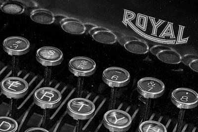 Photograph - Royal Keys by Denise Bush