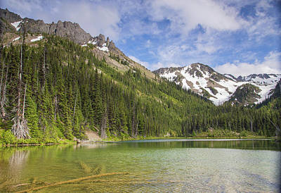 Photograph - Royal Lake by Kunal Mehra