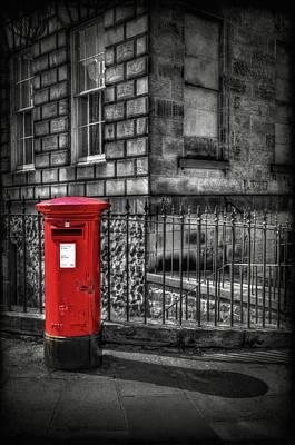 Photograph - Royal Mail by Evelina Kremsdorf
