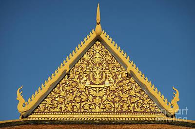 Photograph - Royal Palace 12  by Rick Piper Photography